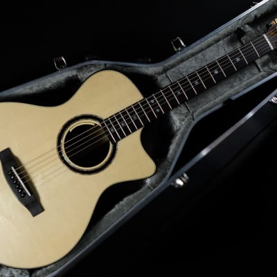 Lakewood A-32 CP | Auditorium Model with cutaway and pickup system for sale