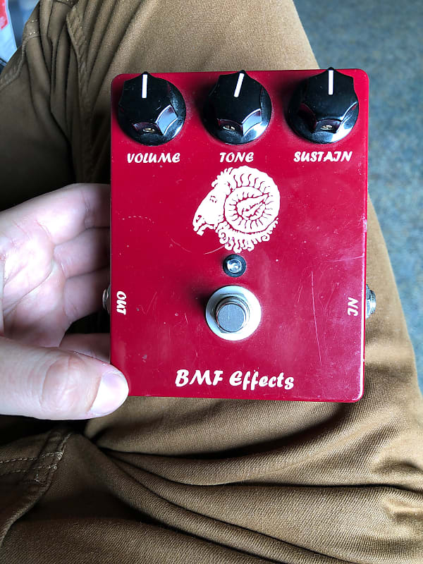 BMF Effects Aries Fuzz (Rams Head big muff) | Dylan's Shop