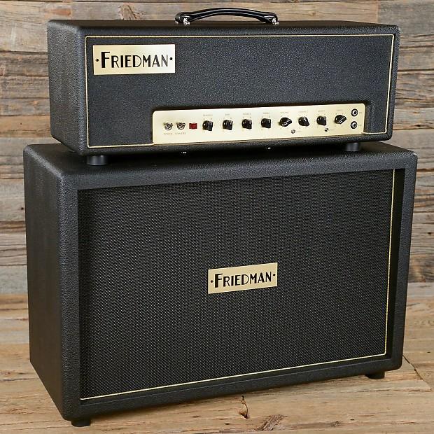friedman 120w 2x12 cabinet reverb. Black Bedroom Furniture Sets. Home Design Ideas