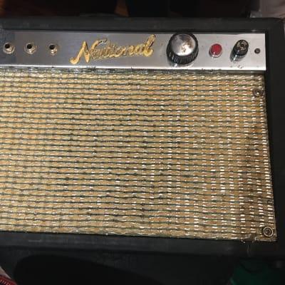 National  1210 1962 Original for sale