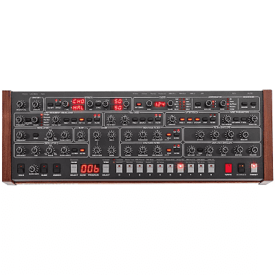 Sequential Prophet-6 Desktop 6-Voice Polyphonic Analog Synthesizer