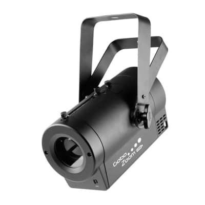 CHAUVET DJ Gobo Zoom USB Compact Gobo Projector Light Effect w/Manual Zoom & Wireless Connectivity