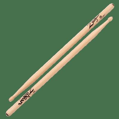 Zildjian 5BWA Anti-Vibe 5B Wood Tip Drum Sticks