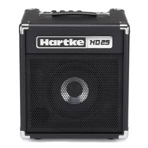 """Hartke HD25 25w 1x8"""" Bass Combo"""
