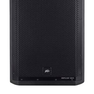 "Peavey Impulse 1015 1000 Watt 15"" 2-Way Passive Speaker 8 Ohm Black"