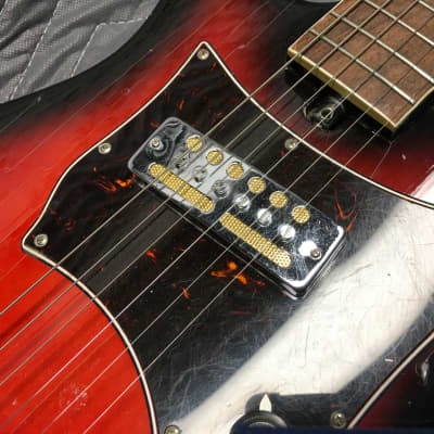 Norma EG305-l  Guitar  with original Foil Pickup - for sale