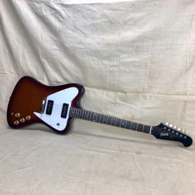 Vintage 1960's Gibson Firebird I Non Reverse Player Grade Electric Guitar Circa 1965 for sale