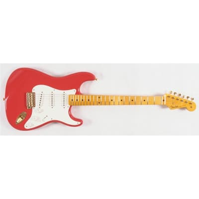 Fender Custom Shop '55 Stratocaster, Lush Closet Classic, Tahitian Coral for sale
