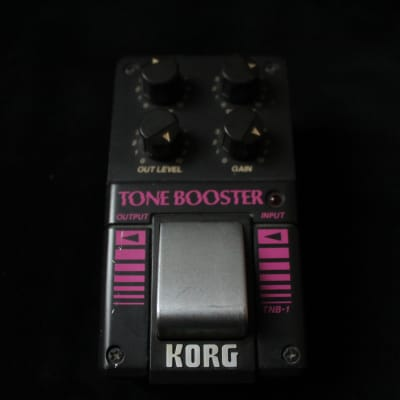 Korg TNB-1 Tone Booster for sale