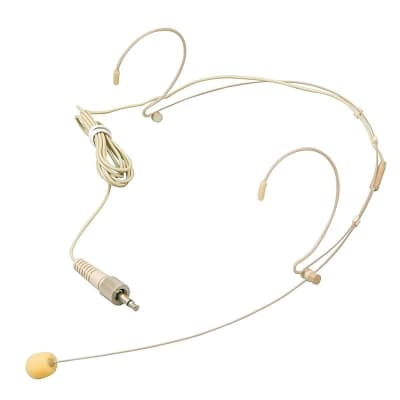 Nady HM-10 HeadMic Omnidirectional Headset Condenser Microphone with 3.5mm Connector
