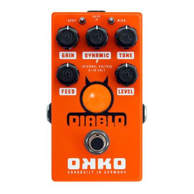 Okko FX Diablo Overdrive Pedal for sale