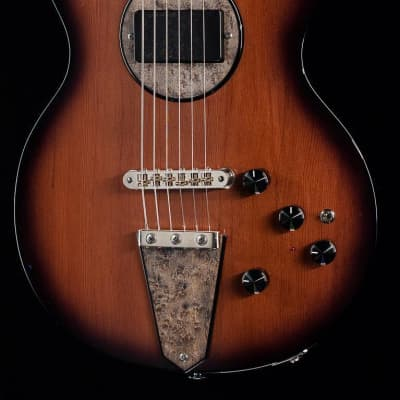 Rick Turner Model Model 1 Deluxe Featherweight Giant Sequoia (105) for sale