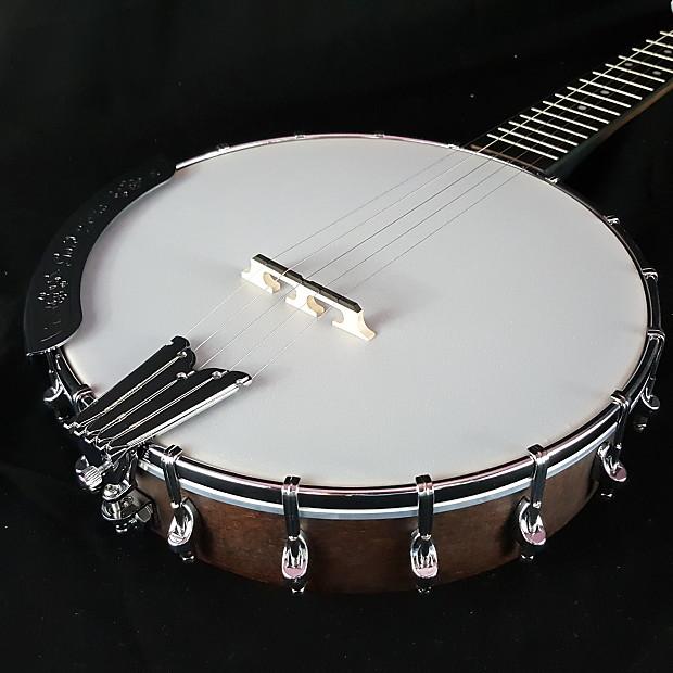 Gold Tone Cripple Creek CC50 Open Back 5 String Banjo wBag Reverb