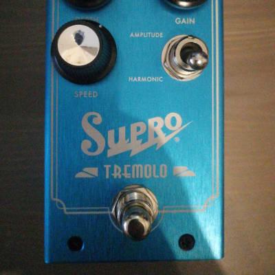 Supro 1310 Tremolo Pedal for sale