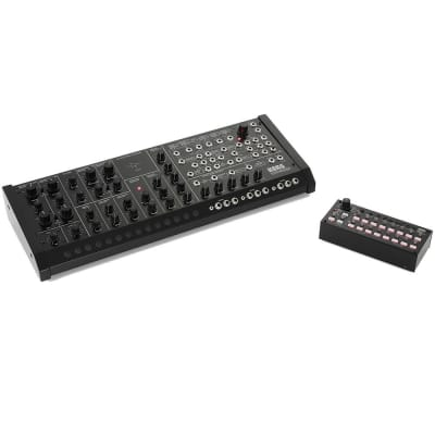Korg MS-20M Kit + SQ-1 Monophonic Synthesizer Module Kit