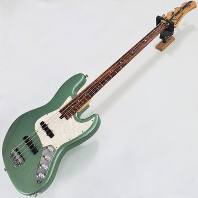 2000 Modulus Genesis Vintage Jazz GVJ4 Active Graphite USA American Boutique Bass Guitar for sale