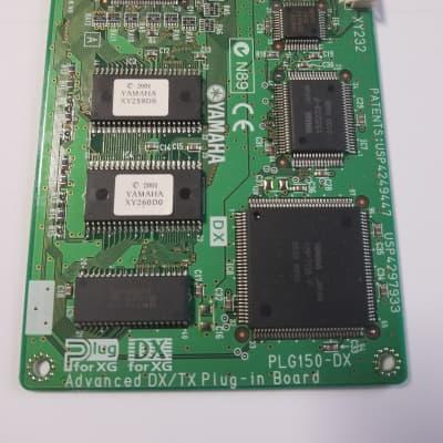 Yamaha Yamaha Plg150-dx PLG 150 DX Advanced Dx/tx Plug-in Board - Ships from USA