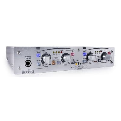 Audient Mico 2-Channel Microphone Preamp with A/D Converter