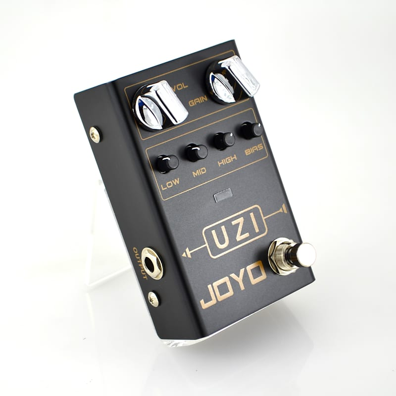 JOYO Uzi Distortion Guitar Effect Pedal - Revolution R Series