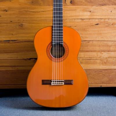 Hiroumi Yamaguchi – Cervantes Classe 500 1979 – Handmade Vintage Classical Guitar for sale