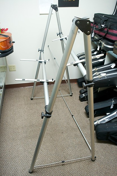 Ultimate Support System Double Keyboard Stand Reverb