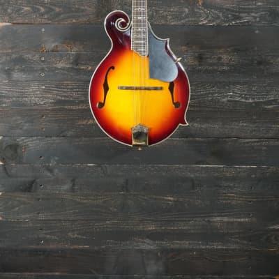 Samick F Style Mandolin (Vintage Sunburst) for sale