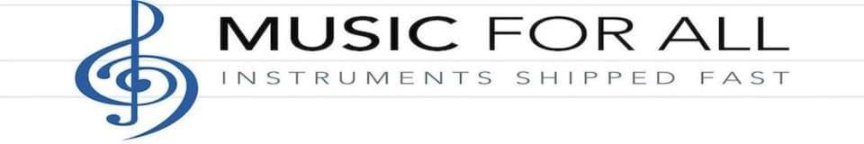 Music For All - Music Instrument & Pro Audio Dealer