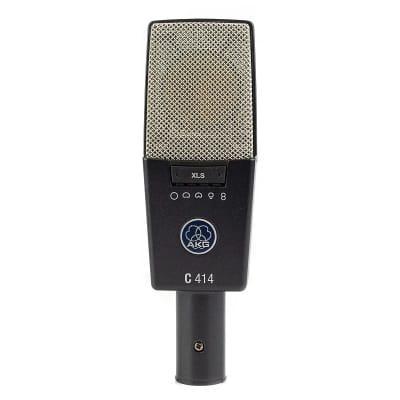 AKG C414 XLS Large Diaphragm Multipattern Condenser Microphone