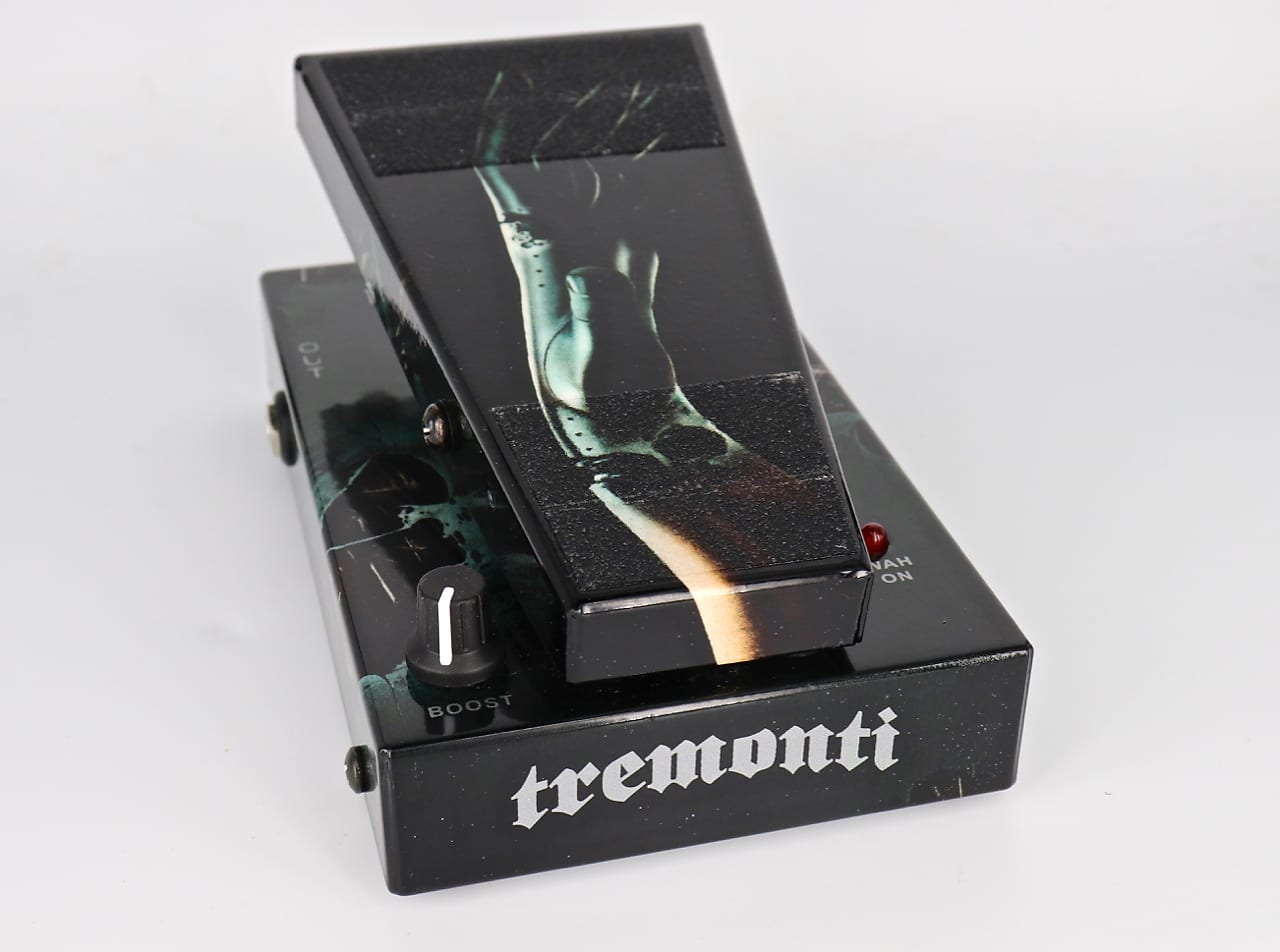 "Morley MTMARK1 - Mini Tremonti ""A Dying Machine"" Wah"