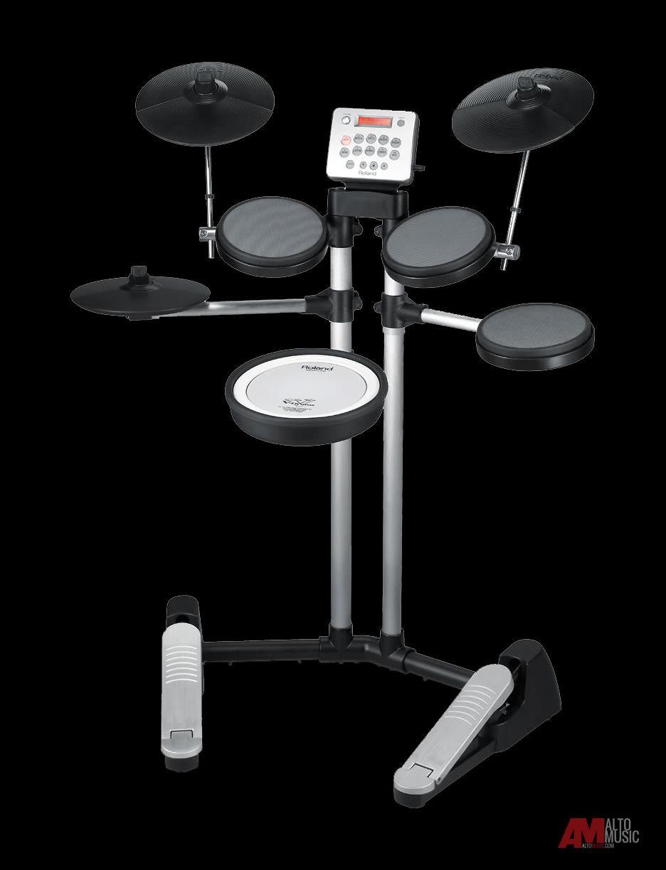 roland hd3 v drum lite electronic drumset manufacturer s reverb. Black Bedroom Furniture Sets. Home Design Ideas