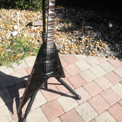 Jackson RR5FR Randy Rhodes V 2008 Black for sale