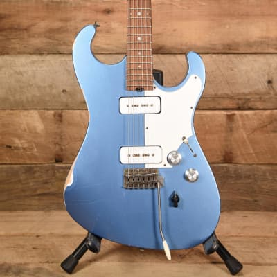 Asher Marc Ford Signature Lake Placid Blue Relic #1120 for sale