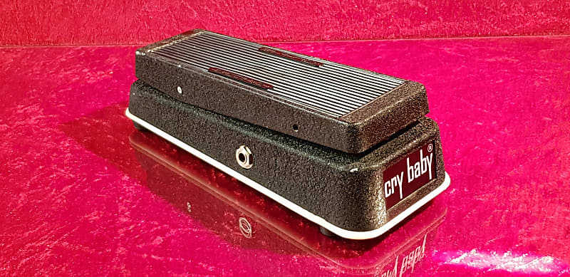 Vintage Rare 1969 Cry Baby Vox V846 Transistion Wah Pedal Castledine Buffer  TOP Clyde McCoy Circuit