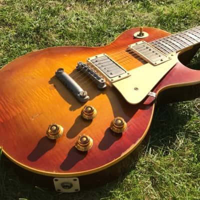 Gibson Les Paul Standard 1959 The Greek Burst