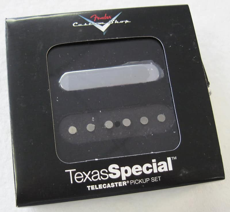 Fender Custom Shop Texas Special Telecaster Pickups Set | Reverb on fender humbucker wiring-diagram, fender esquire wiring-diagram, fender jaguar bass wiring diagram,