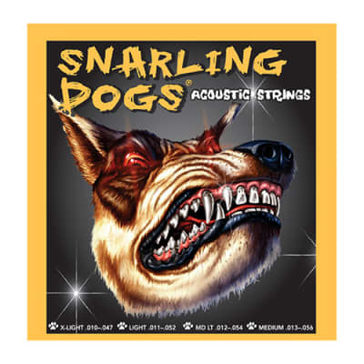 DAndrea SDP12 Snarling Dogs - (12-16-24-32-42-54) for sale