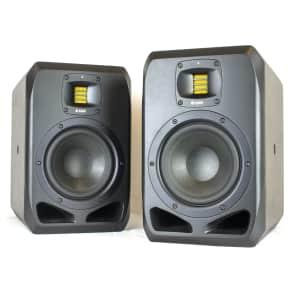 ADAM Audio S2V Premium 2-Way Active Nearfield Studio Monitor (Pair)