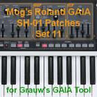 Mog's Roland GAIA Patches - Set 11 image