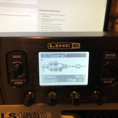 Line 6 POD HD Pro X Rackmount Unit