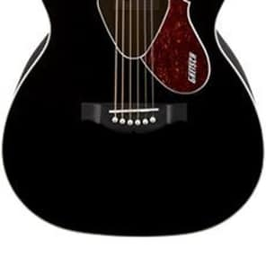 Gretsch G5013CE Rancher Jr. Cutaway Acoustic Electric Fishman? Pickup System - Black for sale