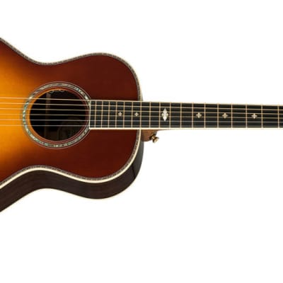 Gibson Gibson 2019 L-00 Deluxe Rosewood Burst Ltd for sale