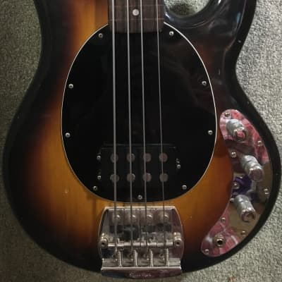 Ernie Ball Music Man StingRay 4 H Bass Guitar for sale