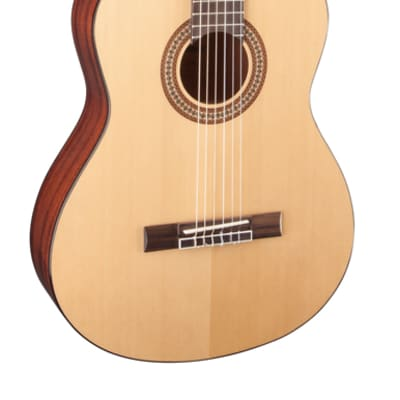 Jasmine by Takamine JC25CE-NAT J-Series Nylon-String Classical Guitar for sale