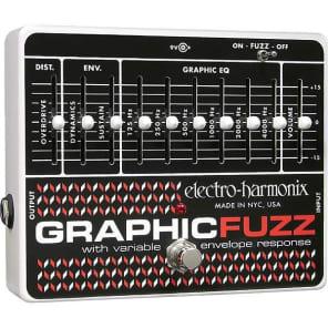 Electro Harmonix Graphic Fuzz XO Series for sale
