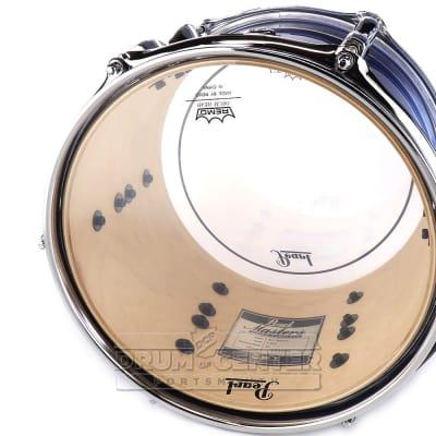 Pearl Masters Maple Complete 12x9 Tom - Light Blue Metallic