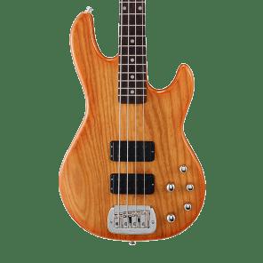 G&L Tribute Series M-2000 Bass Honeyburst w/ Rosewood Fretboard