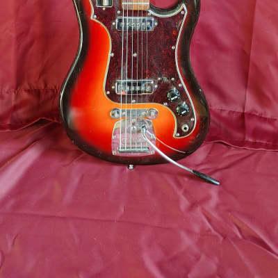 Conrad Jazzmaster 60s Sunburst for sale
