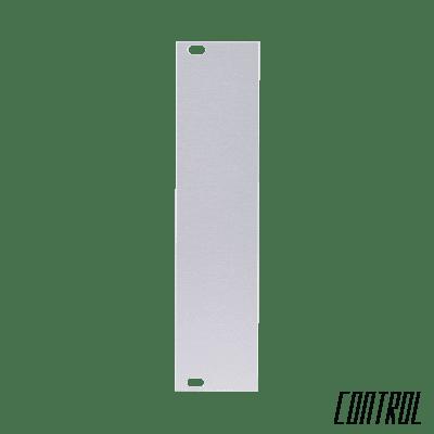 Aluminum Blank Panels - 6HP