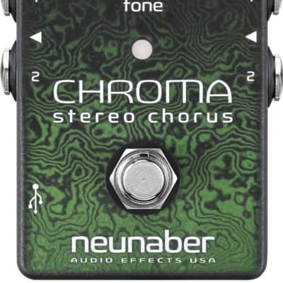 Neunaber Audio Effects Expanse Series Chroma Stereo Chorus with True or Buffered Bypass