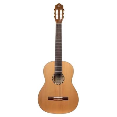 Ortega Family Series Pro Nylon String Guitar, Left-handed - R131L